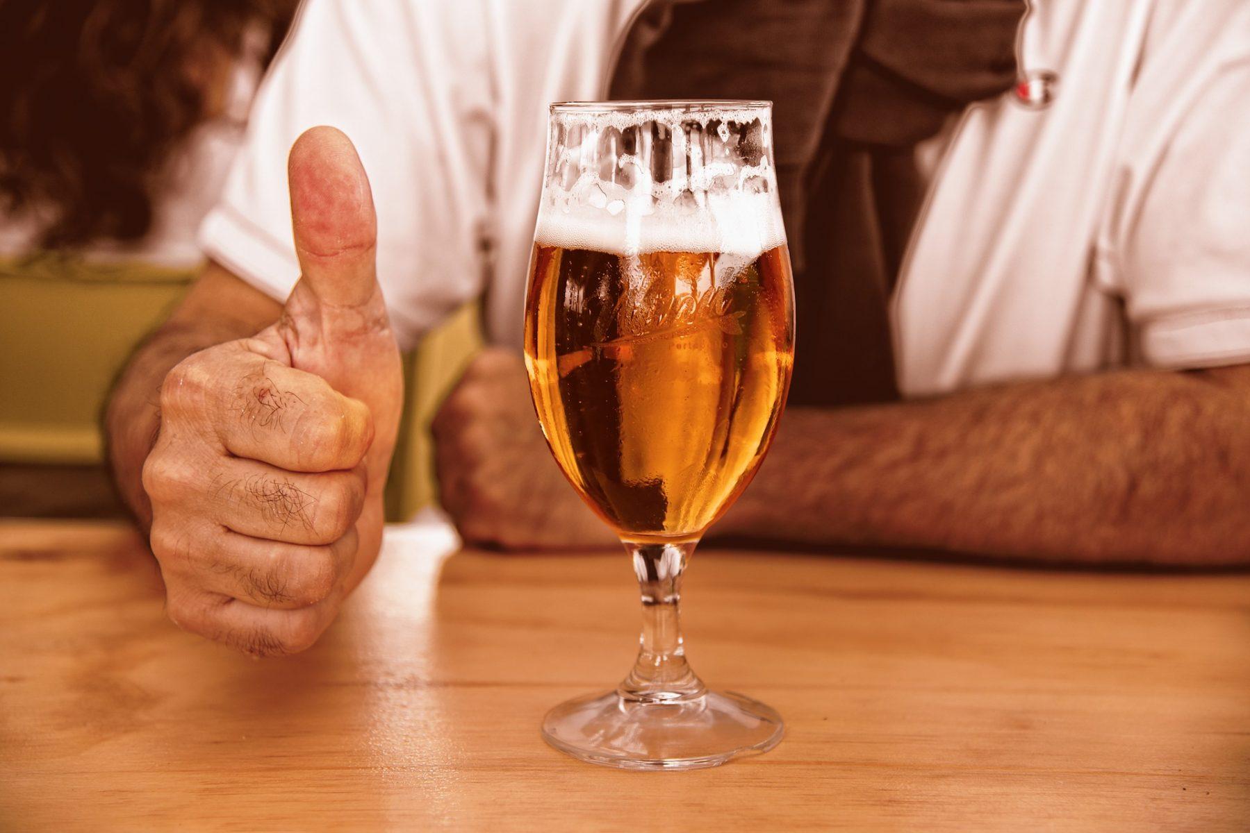 biere et pousse
