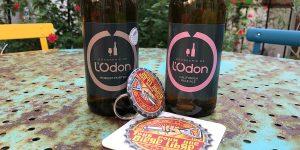 Bouteilles de bière de l'Odon