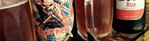 Bières Iron Maiden