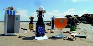Bières de l'écume des Falaises