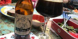 Biere brune La LoupBar
