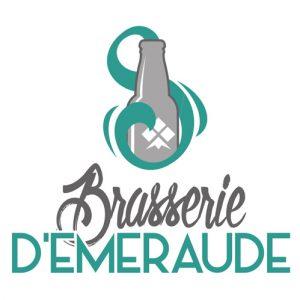 Logo brasserie d'Emeraude