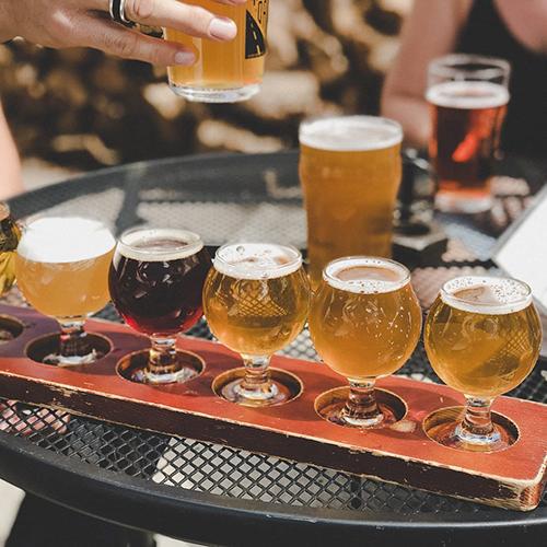 des bieres