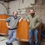 Gildard et Benoit de la Bieregerie
