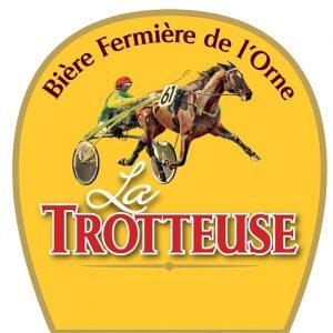 Logo Trotteuse