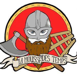 Logo la mousse des temps