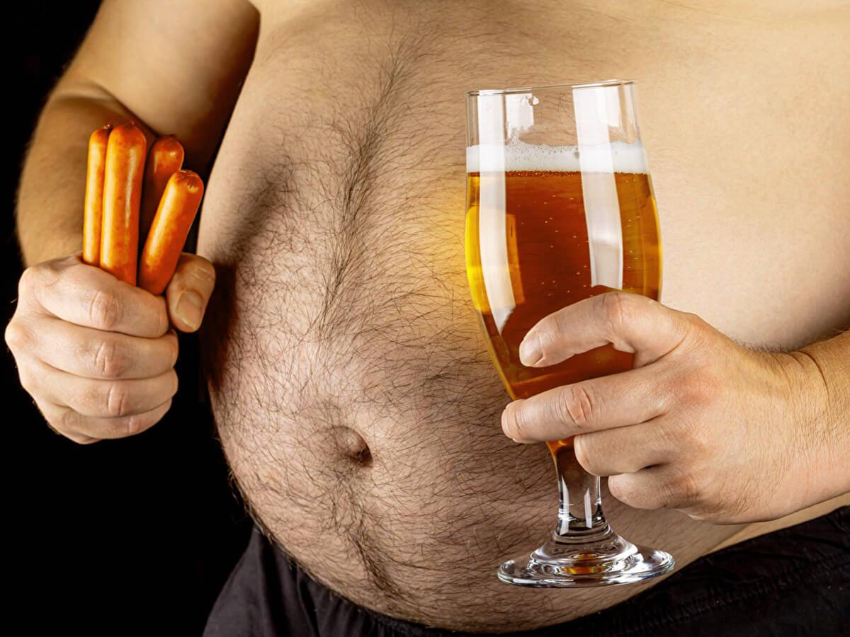 Boire de la bière fait-il grossir ?
