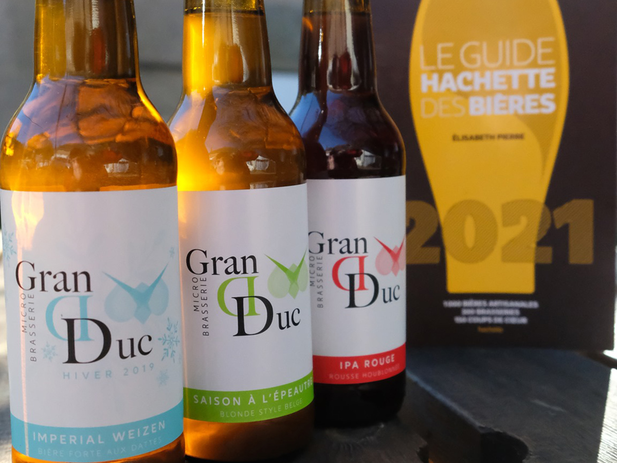 Grand Duc brasserie