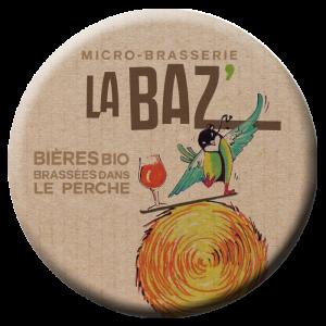 Logo microbrasserie La Baz