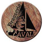 Logo brasserie Caval