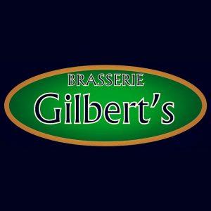 Logo brasserie Gilbert's