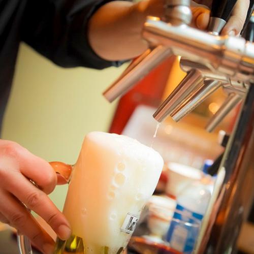 Tireuse à bières