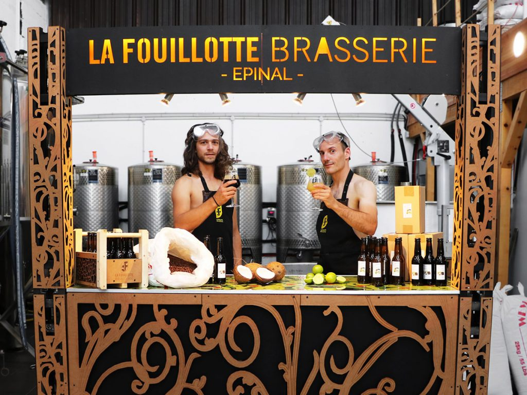 Les gars de La Fouillotte