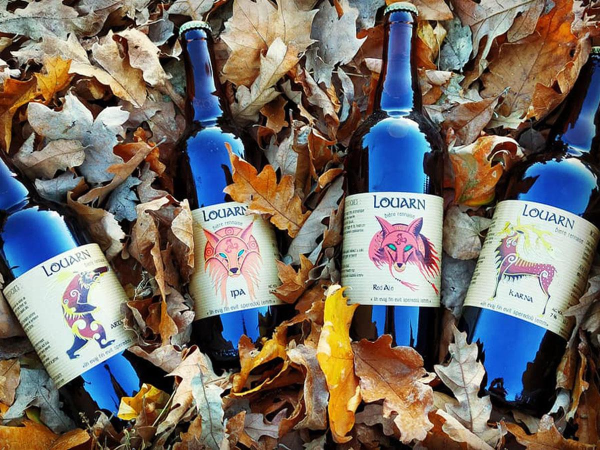 Bières de la Louarn