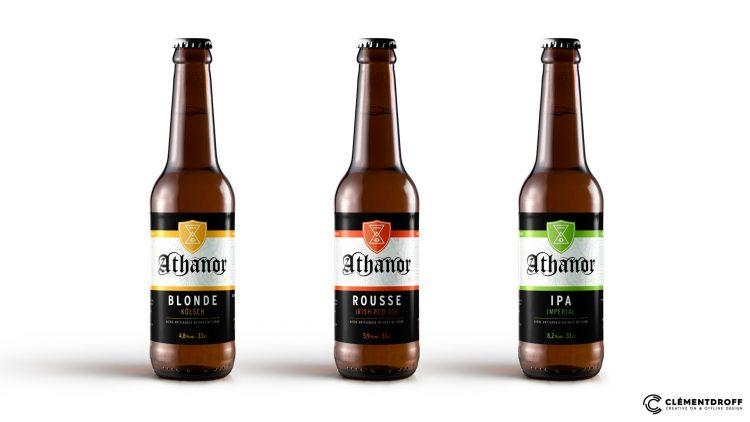 Athanor bières bretonnes