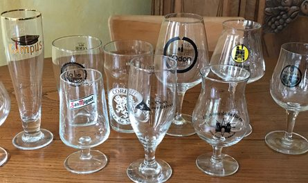 Collection verres