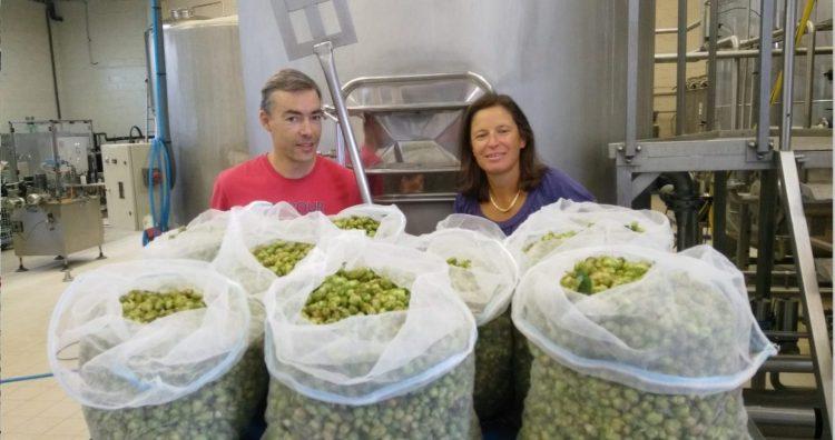 Ludivine et Sébastien ont choisi après mure réflexion de se consacrer à la fabrication de bières artisanales