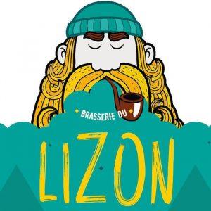 Logo brasserie du Lizon