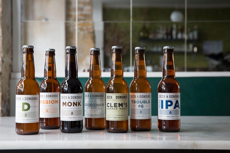 On aime les bières qui ont du sens et qui résistent au temps.