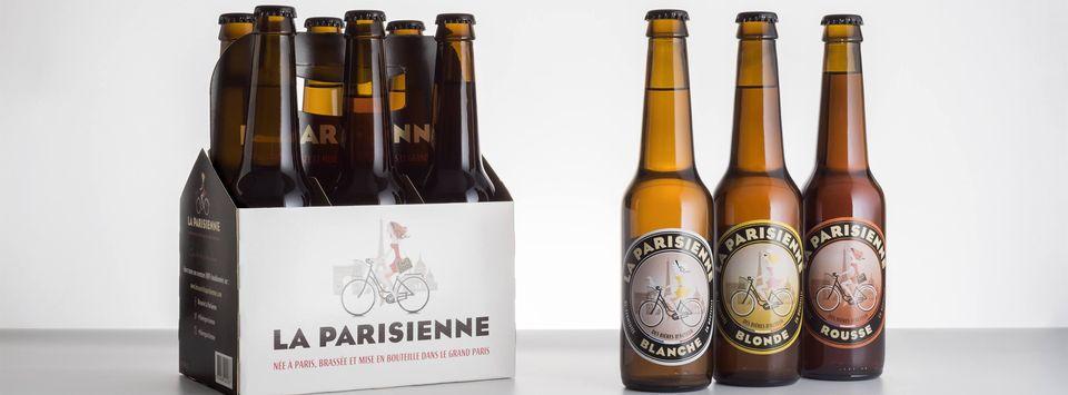 Des bières bio en plein Paris