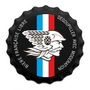 Logo de la brasserie Caporal