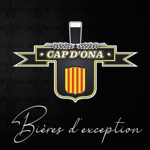 logo brasserie Cap d'Ona