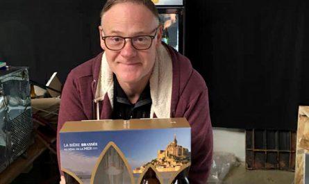 Christophe Lesénéchal de la Brasseriede la Baie