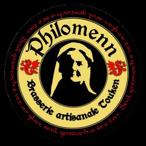 Logo brasserie Philomenn