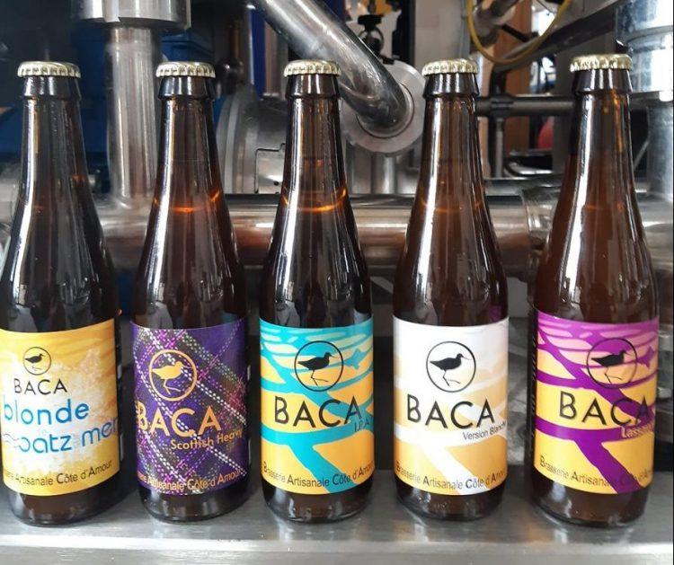 brasserie BACA, la Brasserie Artisanale de la Côte d'Amour