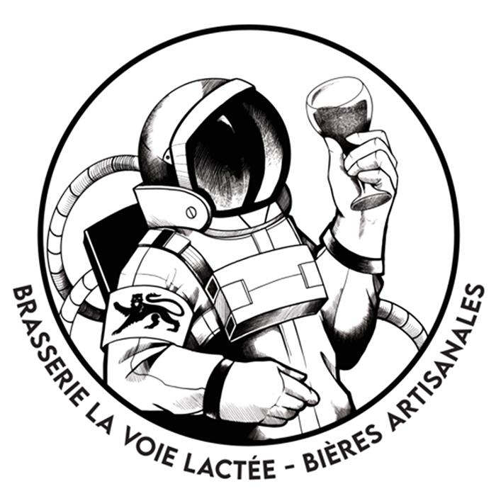 Logo Brasserie La Voie Lactée