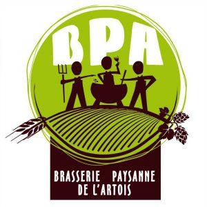 Le Logo de la Brasserie paysanne de l'Artois