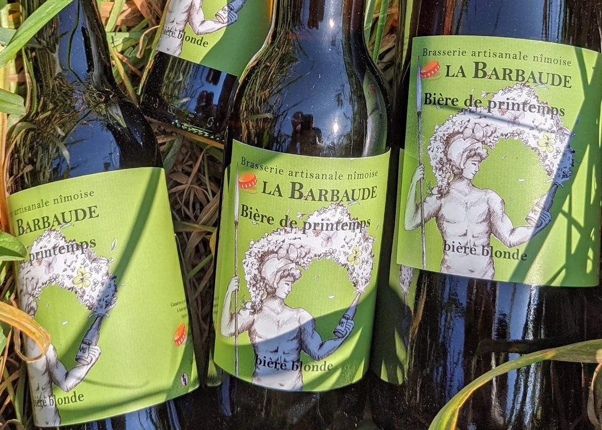 Bière printemps Barbaude