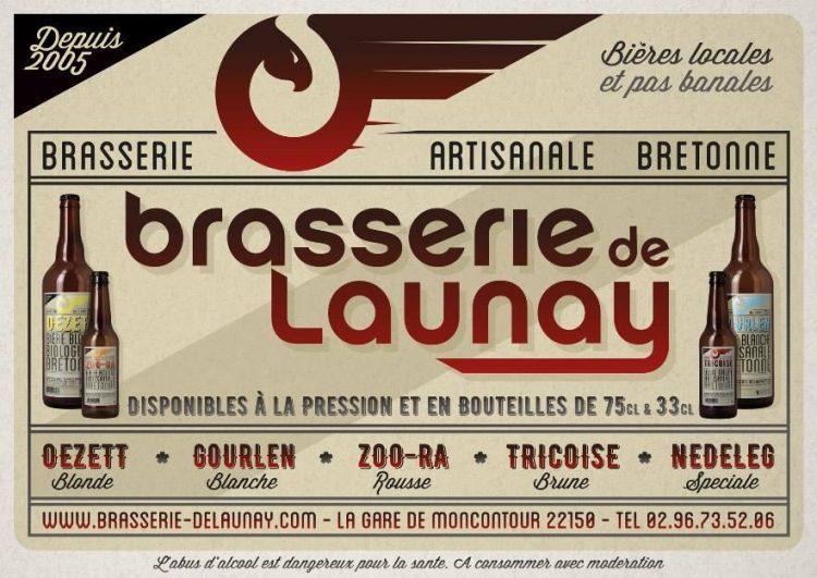 bières de la brasserie de launay