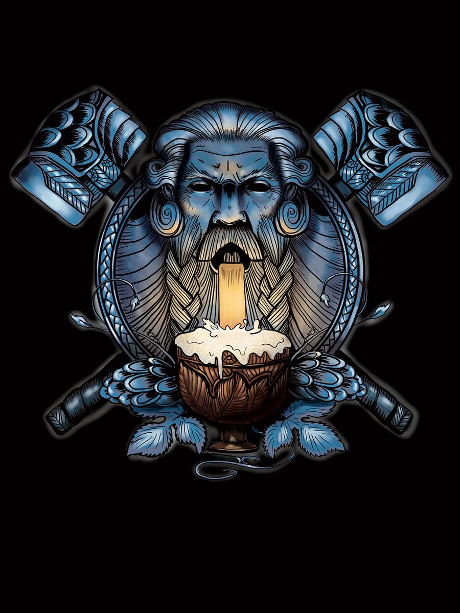 Bières du Donjon Odin
