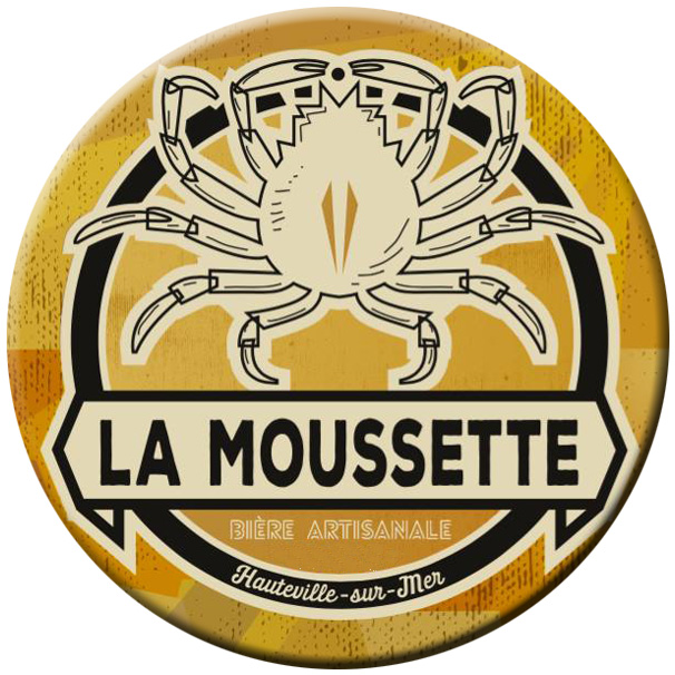 Logo Brasserie la Moussette