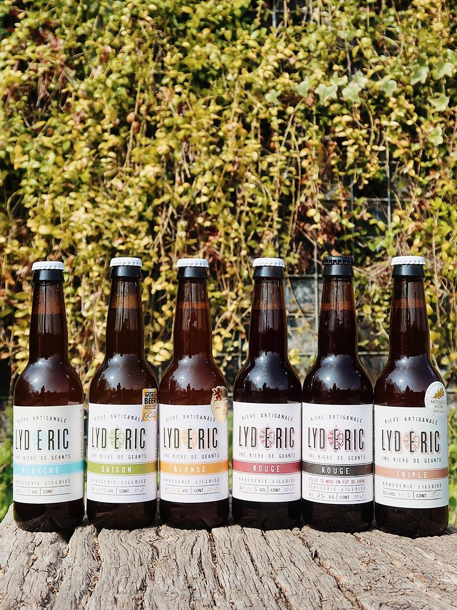 Bières Brasserie Lilloise