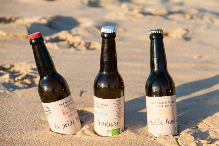 bieres la petite landaise