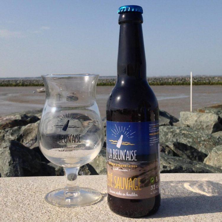 la Beunaise bière de la Rochelle