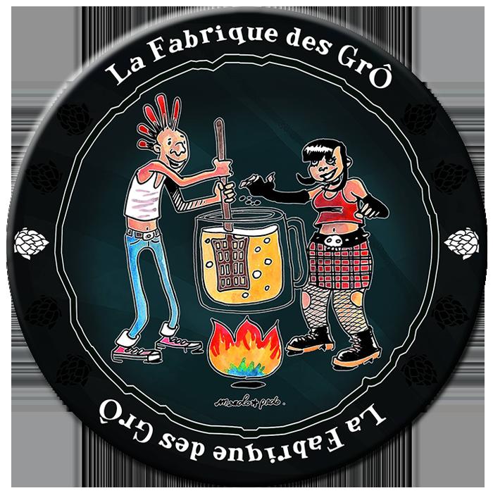 Logo La Fabrique des GrÔ